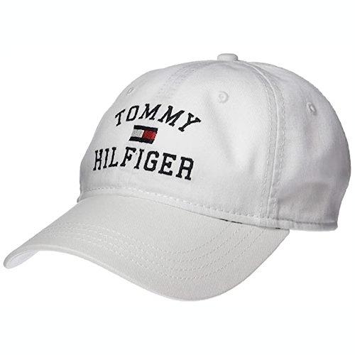 Tommy Hilfiger 湯米棒球帽(白色)