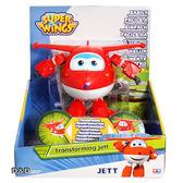 《 Super Wings 超級飛俠 》變形車系列 - 杰特╭★ JOYBUS玩具百貨