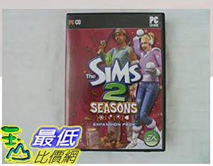 [106美國暢銷兒童軟體] The Sims 2 Seasons Expansion Pack - PC