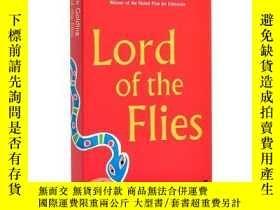 二手書博民逛書店蠅王罕見英文原版小說書 Lord of the Flies 威廉戈爾丁Y335736 William Gold