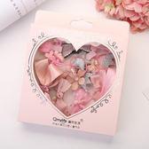 兒童發飾套裝禮盒組合女童公主發夾