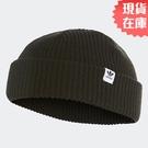 【現貨】 Adidas SHORTY BEANIE 毛帽 保暖 黑【運動世界】EE1163
