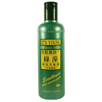 年輕貴族綠藻 玫瑰洗髮精/茶樹洗髮精/尤加利洗髮精500ml【任選一瓶】