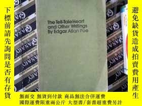 二手書博民逛書店THe罕見Tell-Tale Heart and Other Writings Edagr Allan Poe