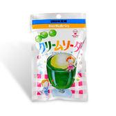 日本 UHA 味覺糖 奶油蘇打糖 42g ◆86小舖 ◆