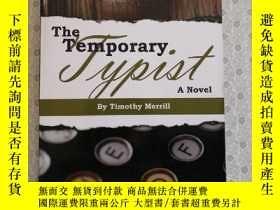 二手書博民逛書店The罕見Temporary Typist A NovelY28