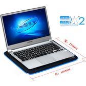 榮耀MagicBook筆記本散熱器 14英寸底座風扇 華碩靈耀S 2代 散熱板    蘑菇街小屋 ATF   220V