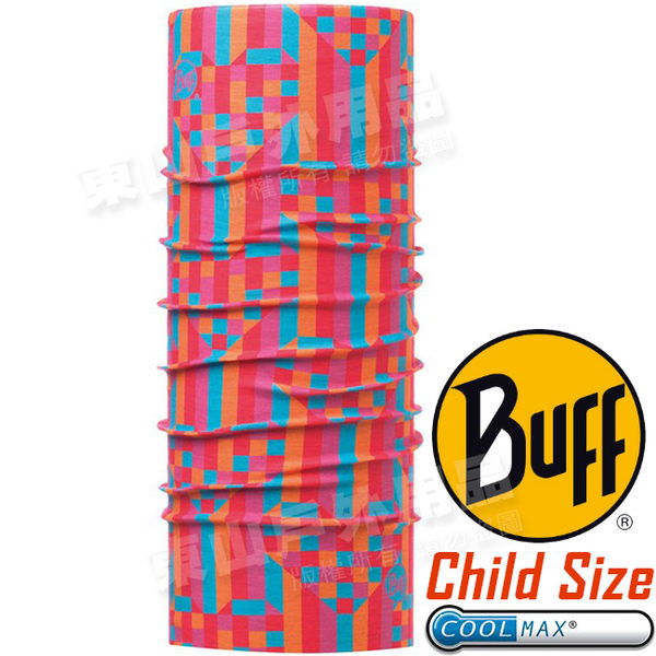 BUFF 117122.538 Child UV Protection魔術頭巾 Coolmax防臭抗菌圍巾 東山戶外