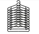 IKEA  黑色衣架 SPRUTTIG 10件組 曬衣架