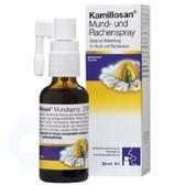 克能舒口腔噴劑 30mL (Kamillosan) (效期2020.3)
