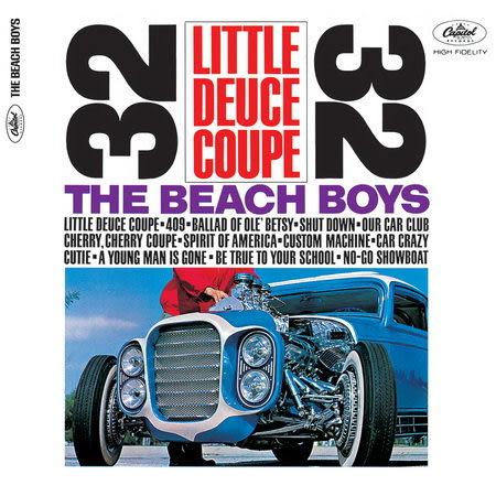 海灘男孩合唱團 福特雙門小轎車 CD 2012新裝版 (音樂影片購)