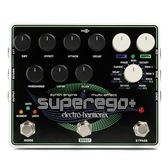 【敦煌樂器】Electro Harmonix Superego+ 效果器