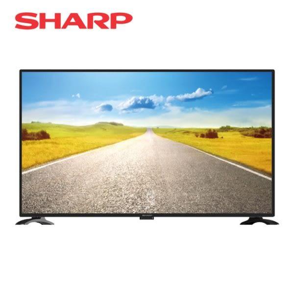 SHARP夏普 40吋FHD 智慧連網電視 LC-40SF466T