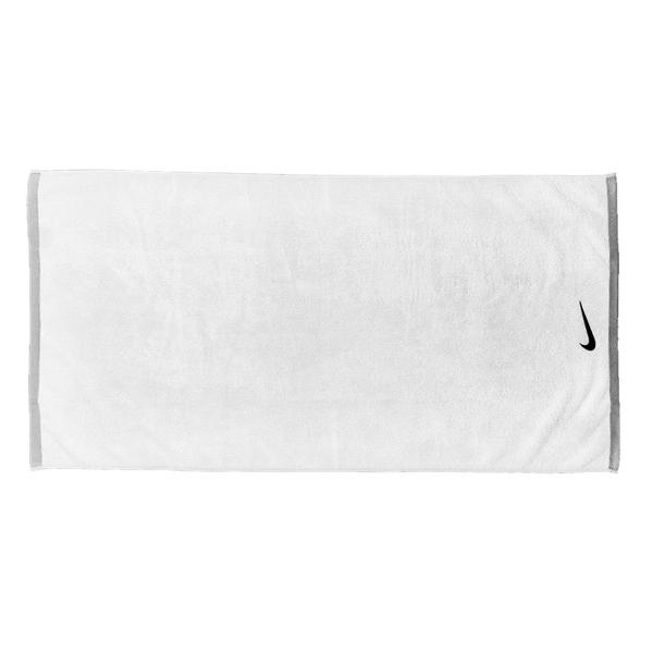 Nike Fundamental Towel 35x81cm [NET17101MD] 運動 毛巾 吸汗 白