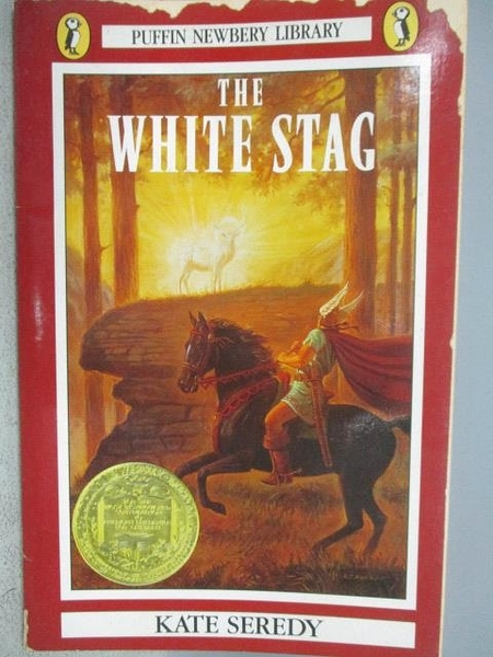 【書寶二手書T1/原文小說_MOW】The White Stag_Kate Seredy