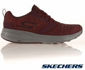 SKECHERS GO RUN RIDE 7男款慢跑鞋 酒紅--NO.