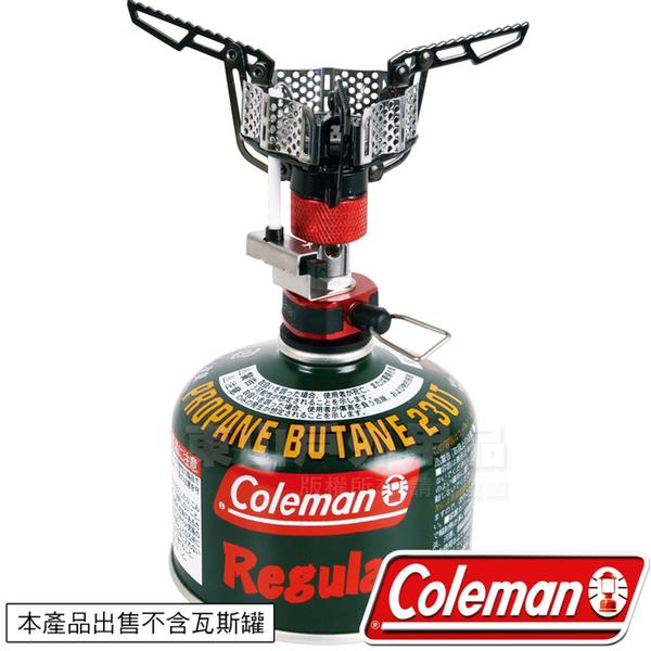 Coleman CM-28328 YRESTORM 防風瓦斯爐 戶外快速爐/露營爐具/登山攻頂爐/飛碟爐