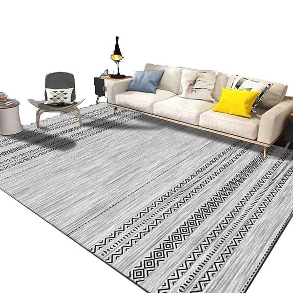 北歐風地毯客廳茶幾毯臥室滿鋪