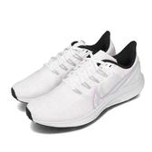 Nike 慢跑鞋 Wmns Air Zoom Pegasus 36 PRM 白 紫色 女鞋 運動鞋 【PUMP306】 BQ5403-100