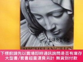 二手書博民逛書店【罕見】Michelangelo: Paintings, Sculpture, ArchitectureY27