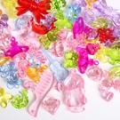 兒童寶石玩具女孩手工串珠