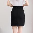 職業裙半身裙女一步裙包臀短裙