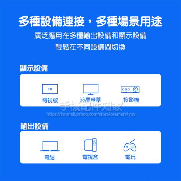 【小米原廠】HDMI 連接線 雙公頭 小米盒子 支援4K/FULL HD-ZY