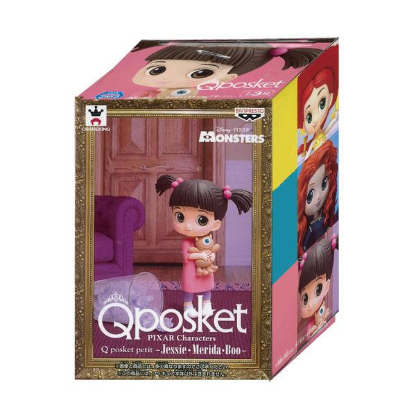 迪士尼Qposket 皮克斯PEITT 怪獸電力公司阿布