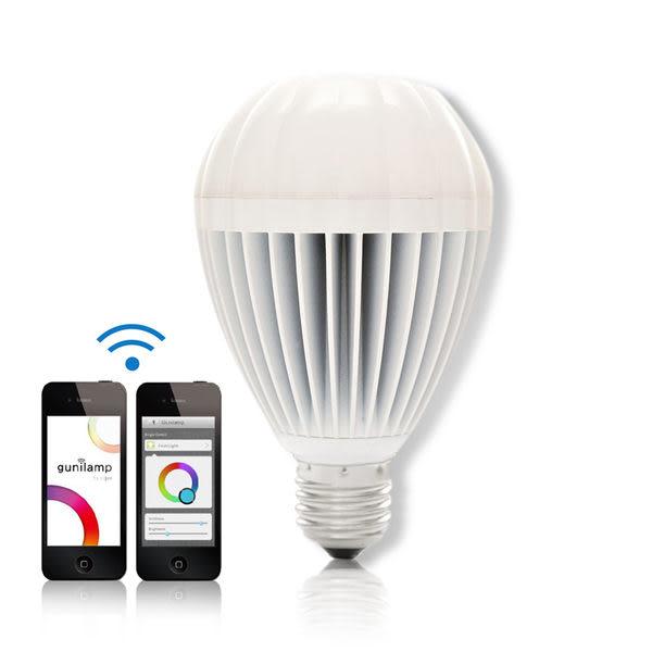 限時特價↘788元Gunilamp Hot Air Balloon熱汽球造型LED藍牙情境燈泡