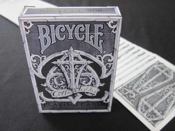 【USPCC 撲克】Bicycle Coffin Fodder Playing cards ~棺材單車撲克牌