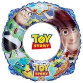 日本限定 TAKARA TOMY A.R.T.S  迪士尼 玩具總動員家族 夏日戲水 游泳圈 (55cm)