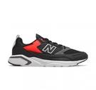 New Balance 男款黑紅復古慢跑...