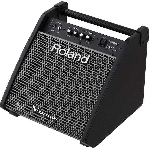 小叮噹的店- Roland 樂蘭 PM-100 80W 電子鼓音箱