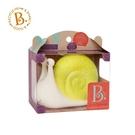 美國【B.Toys】捲心蝸牛固齒器BX1557Z[衛立兒生活館]