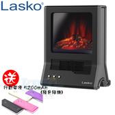 【現貨 本月主打+贈行動電源】美國Lasko CA20100TW Starheat 樂司科火焰星循環氣流陶瓷電暖器