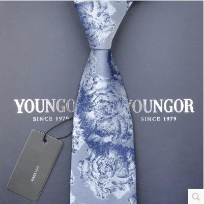 領帶男正裝商務韓版學生英倫復古新郎納米防水禮盒裝