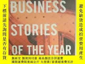 二手書博民逛書店美國最佳系列罕見The Best Business Storie