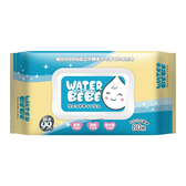 【水滴貝貝】超厚純水柔濕巾80抽含蓋-濕紙巾 濕巾 超含水 加量不加價 掀蓋 厚款