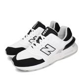 New Balance 休閒鞋 997S 白 灰 黑 男鞋 女鞋 慢跑鞋 殺人鯨 NB 【PUMP306】 MS997LOMD