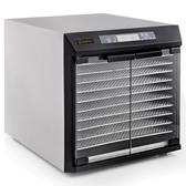 ★加贈$9990食物處理機★ Excalibur 十層數位式不鏽鋼低溫乾果機/對開玻璃門 EXC10EL