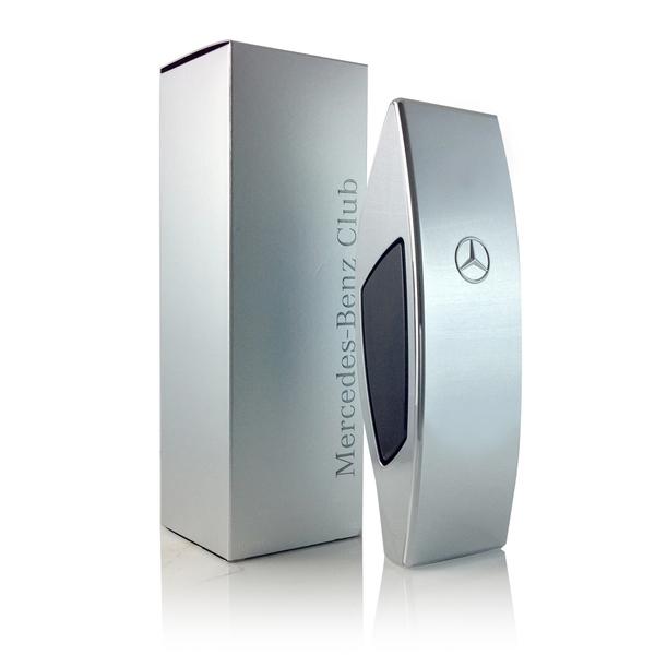 Mercedes Benz 賓士銀色風潮男性淡香水小香 3ml【UR8D】