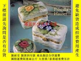 二手書博民逛書店The罕見Complete Guide to Painting on Porcelain & CeramicY