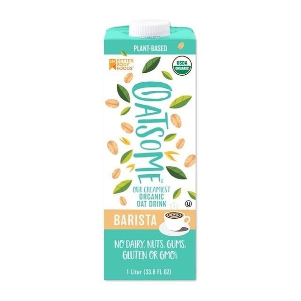 【南紡購物中心】【OATSOME】咖啡師燕麥奶(1000ml)