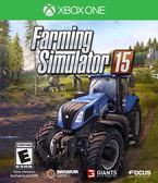 X1 Farming Simulator 15 百萬農青大作戰 15(美版代購)