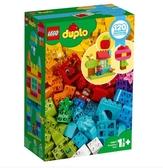 【LEGO樂高】幼兒系列 -  歡樂創意顆粒套裝 #10887