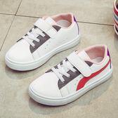 女童鞋子秋季新款韓版潮男童板鞋兒童運動鞋女童小白鞋清倉鞋