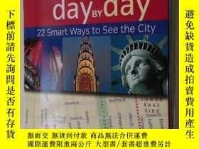 二手書博民逛書店Frommers罕見New York City Day by Day 紐約每日導覽Y161294 Alexis