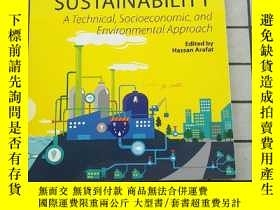 二手書博民逛書店Desalination罕見Sustainability: A Technical, ... 進口原版 Y26