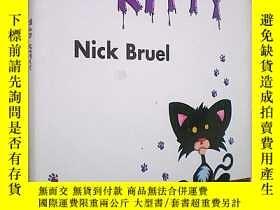 二手書博民逛書店Bad罕見Kitty Cat-Nipped Edition (精