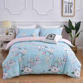 交換禮物-床上四件套ins風 小清新 全棉 棉質柔軟 北歐 歐式公主風床單被套